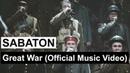 SABATON - Great War Official Music Video