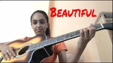 Christina Aguilera Beautiful Varshini Vijayakumar Acoustic Cover