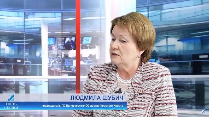 Председатель Барановичской районной организации БОКК