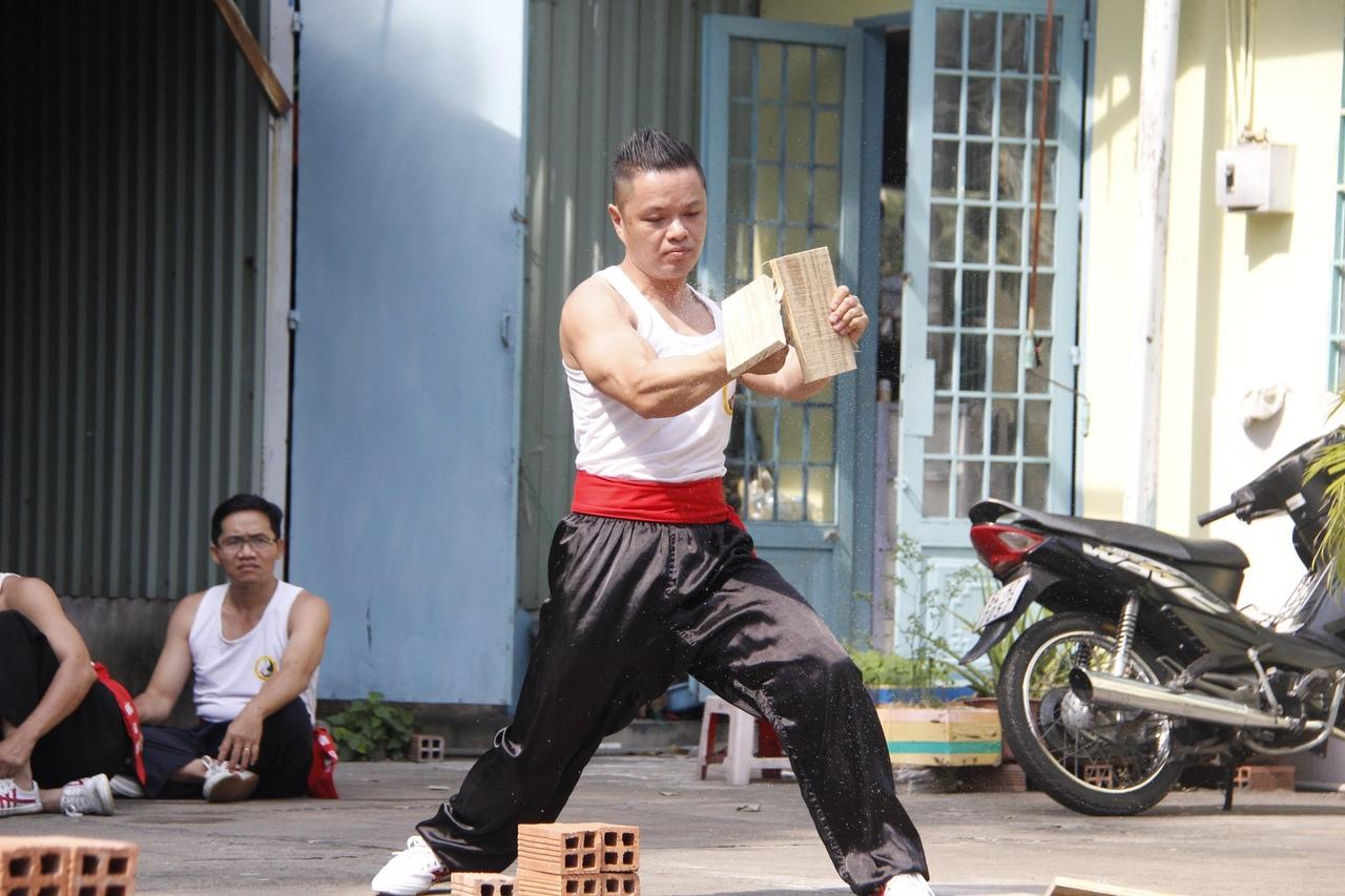 Афиша Тамбов семинар по Кунг-Фу Хонг За Куен