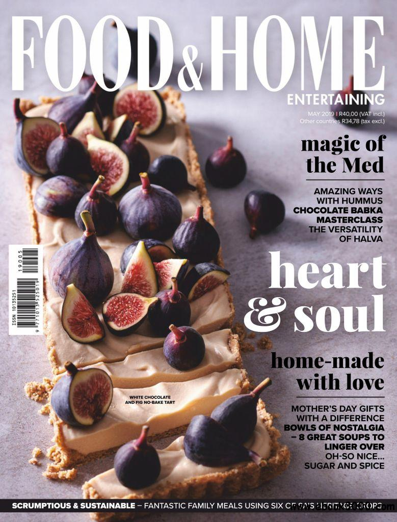 Food & Home Entertaining - May 2019