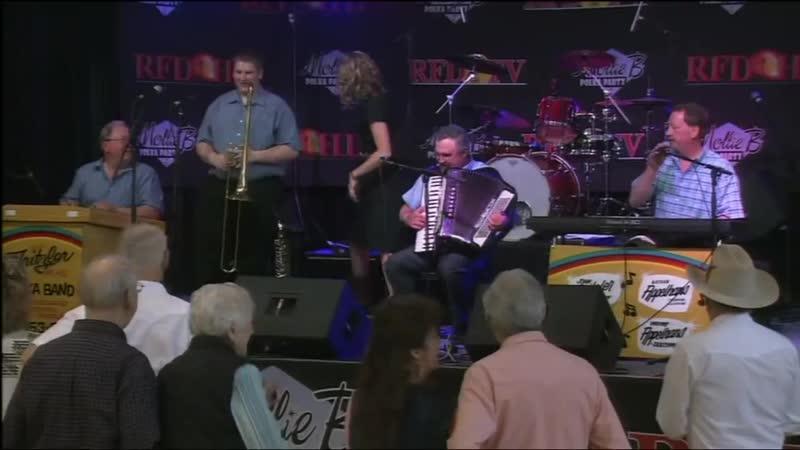 John Fritzler Polka Band Dutch Hop on Mollie B Polka Party Lets Have A Party Sullys Polka