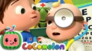 Doctor Checkup Song   CoCoMelon Nursery Rhymes Kids Songs
