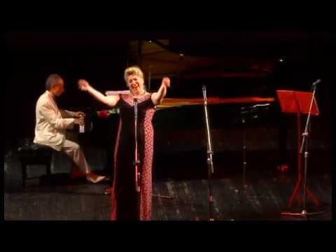 С Гаянэ Джаникян. Кубинская народная песня ''Йоси тумбо канья''