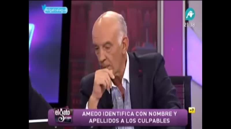 Amedo revela que Felipe González era el Señor X de los GAL y que Garzón le encerró sin comida