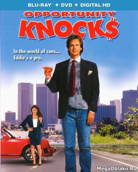 Случайные потрясения / Opportunity Knocks (1990/BDRip/HDRip)