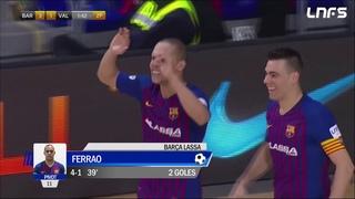 Barça Lassa - Viña Albali Valdepeñas - Jornada 29 - Temporada 2018/2019