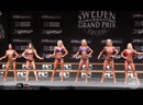 Sweden Grand Prix 2019.Bikini Fitness Masters (35 Years) Finals.