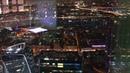 Башня Федерации Ночная Москва