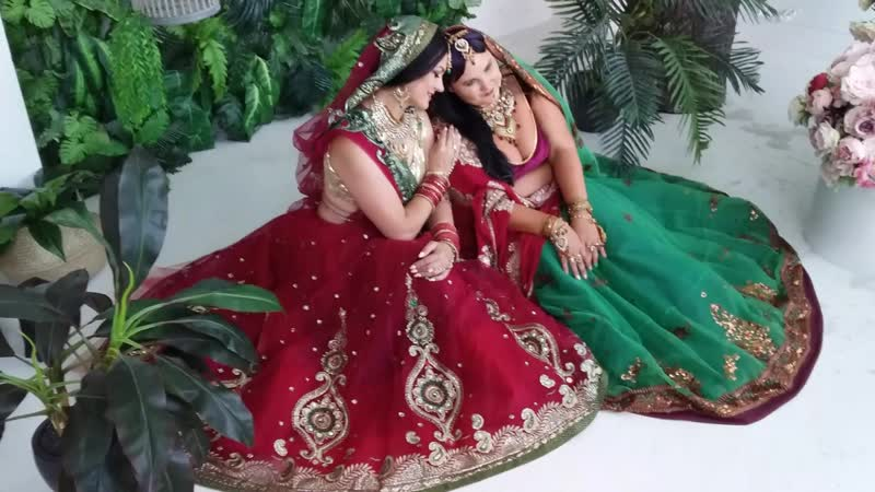 Индийская фотосессия
