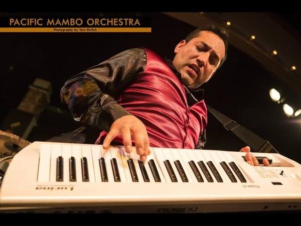 Oye Como Va by Pacific Mambo Orchestra - Keytar Solo by Christian Tumalan.