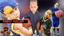 🔥🔥Next Steph Curry 4 YEAR OLD PHENOM Trent Fuller FAMOUS KIDS 🔥🔥