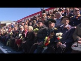 Парад Победы в Пскове 9 мая 2019