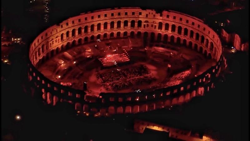 HAUSER Friends - Gala Concert at Arena Pula 2018 - FULL Concert