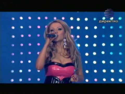Elena Parisheva - daj mi oshte (live 6th years Planeta TV)