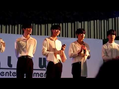 DELUXE, TARGET(타겟), MINTTY [LIVE] @Grand Opening Mflow Entertainment