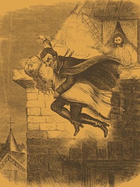 ДЖЕК-ПРЫГУН: ОГНЕДЫШАЩИЙ ДЬЯВОЛ ИЗ ЛОНДОНА Сущий дьявол терроризировал Великобританию в начале XIX века: он нападал на одиноких женщин, рвал на них платья вместе с кожей и доводил бедных до