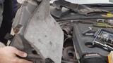 Замена воздушного фильтра VW Passat b5
