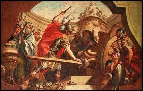 ГОРДИЕВ УЗЕЛ. ФРИГИЙСКАЯ ЛЕГЕНДА Общие сведения о фригийцахКультура этого народа напрямую связана с Древней Грецией, а в некоторых ее местах полностью является «прародительницей» всех тенденций