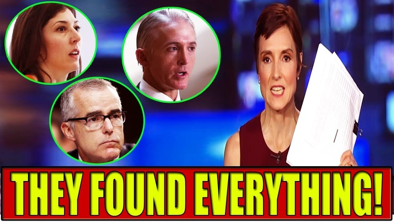 WOOHOO MASSIVE SECRET From McCabe Lisa Page ROCK THE DEEPSTATE OMG IT'S DONE