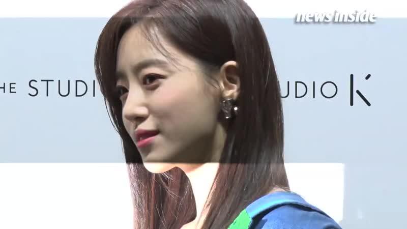 [FANCAM] 190321 Eunjung - 2019 Seoul Fashion Week - STUDIO K
