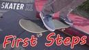 First Staps (Skater XL DeftHeel profile)