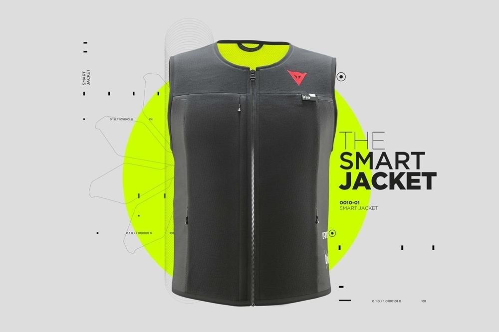 Система Dainese Smart Jacket: подушка безопасности для любой экипировки