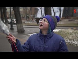 Что творится в голове у мужчин😱 -- Eldana Foureyes в рубрике Ща узнаем -- ПМС SHOW