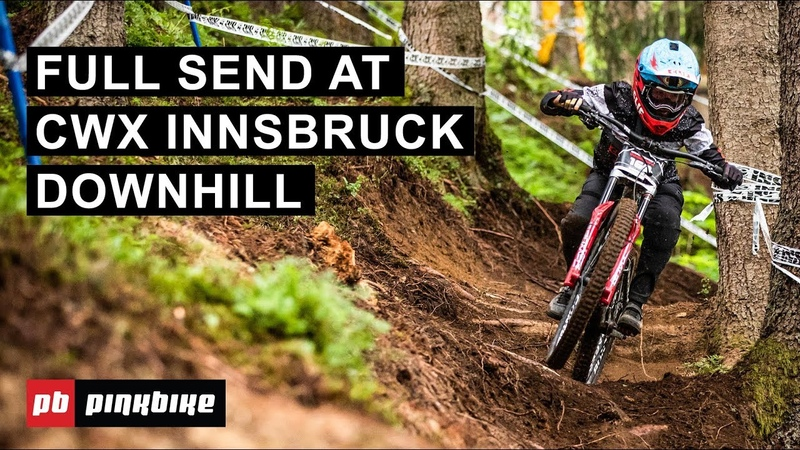 Casey Brown Goes Full Send at the Crankworx Innsbruck 2019 DH | Embedded EP8
