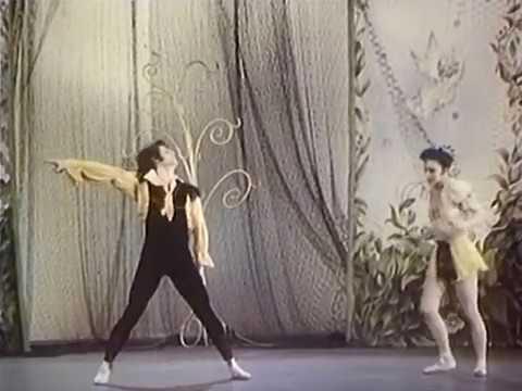 Безумный день - Борис Эйфман (Фильм - балет, 1983) Crazy Day - Boris Eifman (Film - ballet, 1983)