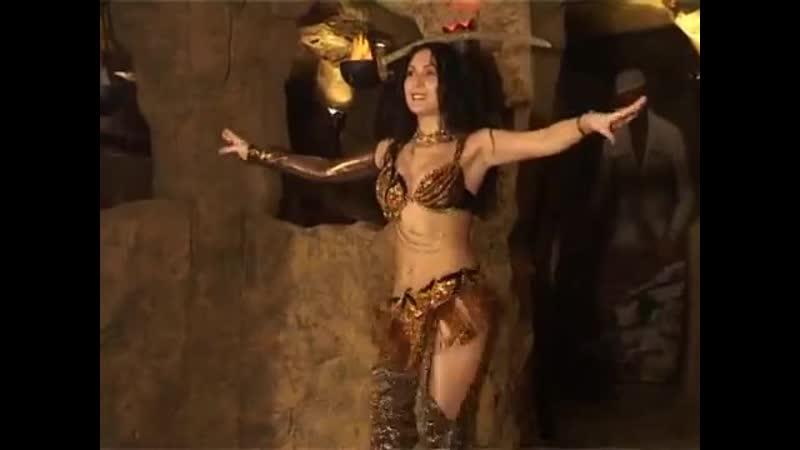 Алия Танец живота. Огненный меч в пустыне