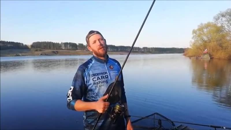 Друзья, привет! Раз в неделю мы будем выкладывать обзор снастей нашей команды Decathlon Carp Fishing Team от компании Caperlan!