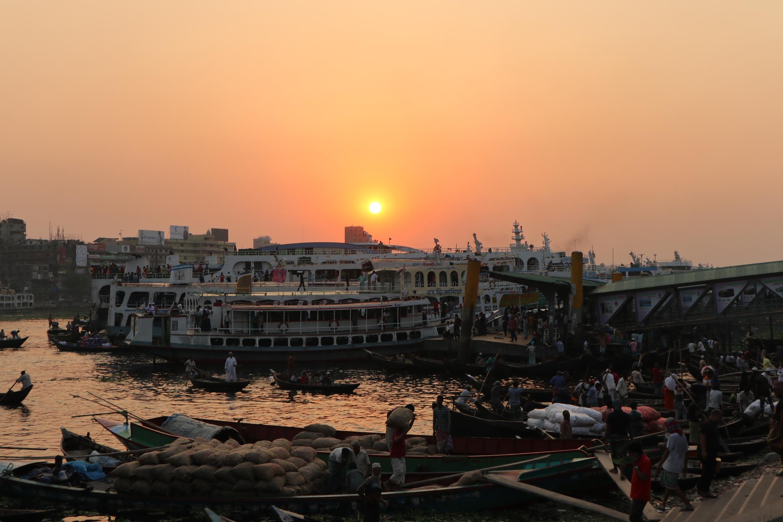 Старая Дакка