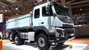 2019 Volvo FMX 500 Three Way Tipper Truck Exterior and Interior Walkaround 2019 IAA Hannover