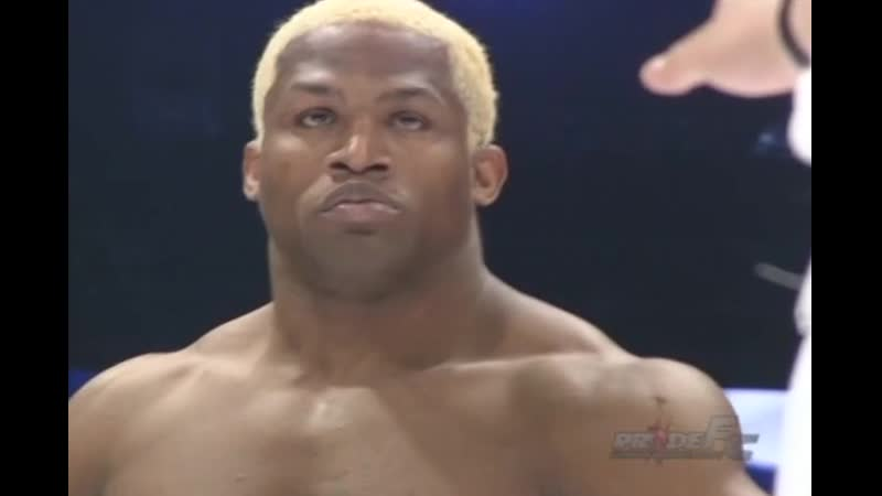 PRIDE Total Elimination 2004 - Kevin Randleman Vs Mirko Filipovic