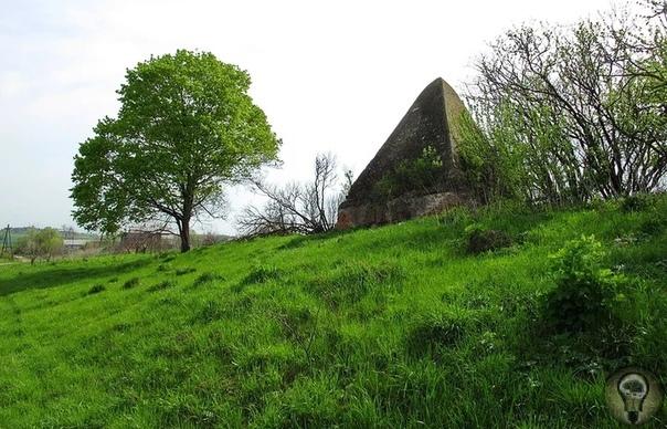 Сабуровская пирамида 17 века