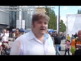 Ein Anschlag auf die AfD zeigt Bunt statt Braun Anha