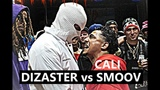 Dizaster vs Cali Smoov AHAT Rap Battle