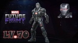 LV70 War Machine EndGame Marvel Future Fight