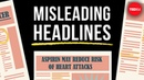 Can you spot the problem with these headlines? (Level 1) - Jeff Leek Lucy McGowan