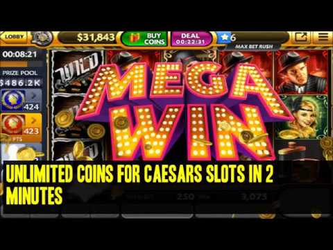 Caesars Slots Cheats for Unlimited Coins (NO HACKING) Works for Both iOS and Android