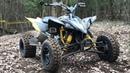 Quadcross Yamaha yfz450r / banshee 350 / raptor 700 crash