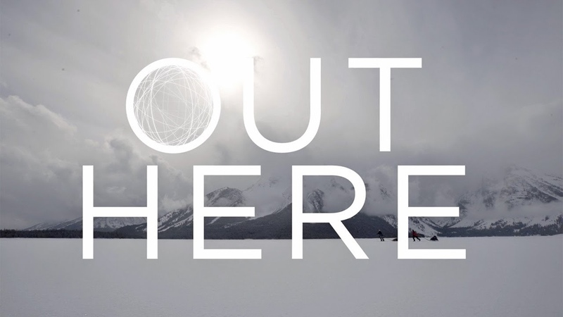 OUT HERE Ep 1 Splitboarding In The Tetons With Iris Lazz