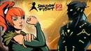 Shadow Fight 2 БОЙ С ТЕНЬЮ 2 - ОСА НА НЕВОЗМОЖНОМ УРОВНЕ