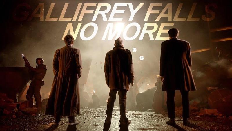 Doctor Who   Gallifrey Falls No More