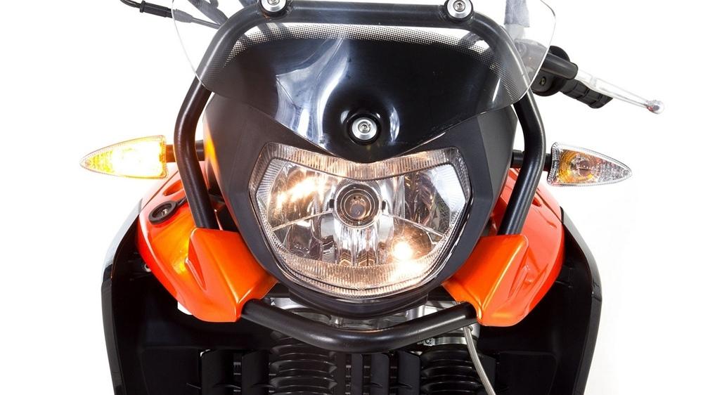 UM Motorcycles: эндуро DSR Adventure TT