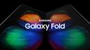 Galaxy Fold Первый смартфон с гибким экраном