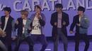 [FANCAM] [190310] SEVENTEEN (세븐틴): Сегмент с играми, Угадай мелодию (Wonwoo focus) @ 3rd Fanmeeting Seventeen in Carat Land