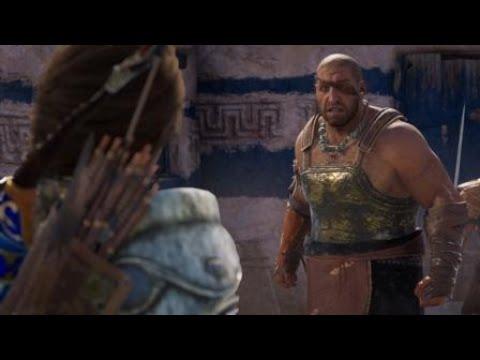 Шоколадный глаз Циклопа - Assassin's Creed® Одиссея