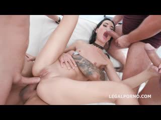Megan venturi dap destination no pussy 4on1 balls deep anal dp dap gangbang russian, porn, порно